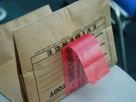 Teams were pitted against a variety of tamper evident tapes, bags, envelopes, and mechanical seals.